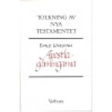 Lövestam, Evald : Apostlagärningarna