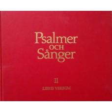 Psalmer och sånger 2 ackompanjemang