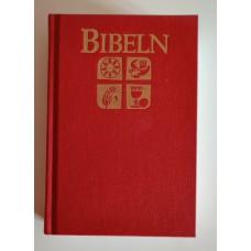 Bibel 1917/1981 hård pärm - röd