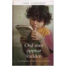 Lundgren, Ivar : Ord som öppnar världen