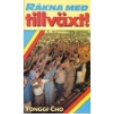 Cho, David Yonggi (tid Paul) : Räkna med tillväxt