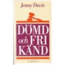 Davis, Jenny : Dömd och frikänd