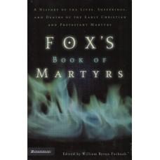 Forbush: Fox book of martyrs