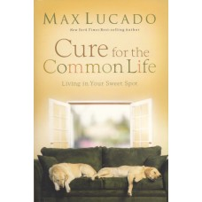Lucado, Max: Cure for the common life