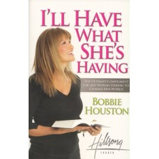 Houston, Bobbie: I'll have what she's having