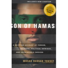 Yousef, Mosab Hassan: Son of hamas (english)