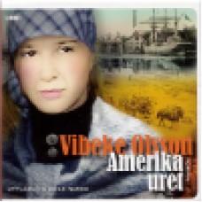Olsson, Vibeke : Amerikauret (CD)