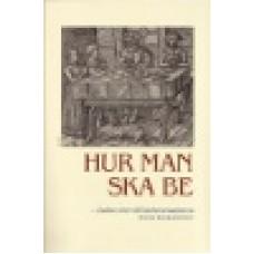 Beskendorf, Peter : Hur man ska be - Luthers brev till barberarmästaren
