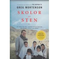 Mortenson, Greg : Skolor av sten