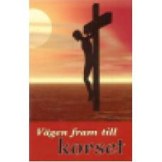 Bergman, Johnny : Vägen fram till korset