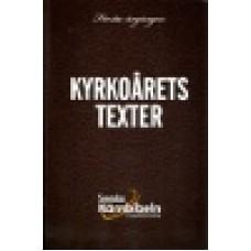 Bibel SKB - Svenska Kärnbibeln : Kyrkoårets texter