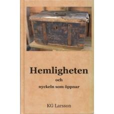 Larsson, KG: Hemligheten och nyckeln som öppnar