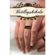 Bibel - Folkbibeln : Bröllopsbibeln