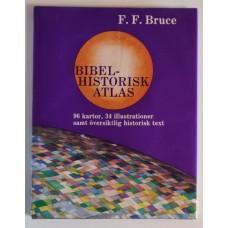 Bruce, F.F.: Bibelhistorisk atlas