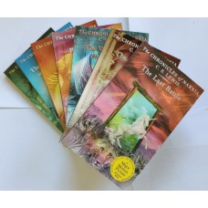 Lewis, C.S. :Narniaserien på engelska - 7 Pocket