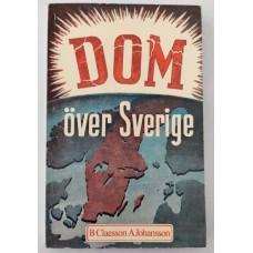 Claeson  /  Johansson : Dom över Sverige