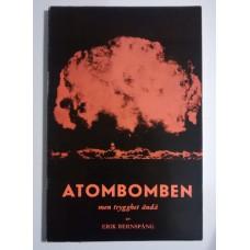 Bernspång, Erik : Atombomben - men trygghet ändå