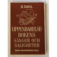 Dahl, G: Uppenbarelsebokens sånger och salighet