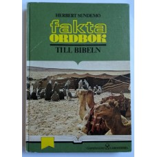 Sundemo, Herbert: Fakta ordbok till Bibeln