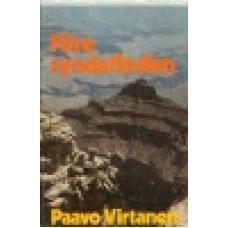 Virtanen, Pavu : Före syndafloden