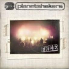 Planetshakers : Free