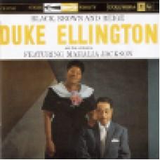 Ellington, Duke : Black, brown and beige