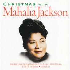 Jackson, Mahalia : Christmas with Mahalia Jackson