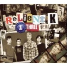 Relient K : The first three gears (3 CD)