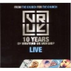 Various : 10 years of Vineyard UK worship - Live