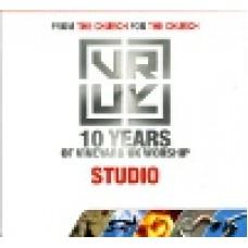 Various : 10 years of Vineyard UK worship - Studio