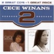 Winans, Cece : 2 CD Throne room + Purified