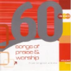 Various : 60 songs of praise & worship