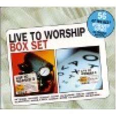 Various : Live to worship 3 & 4