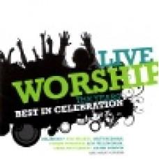 Various : Live worship (2-CD)