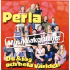 Perla : Du & Jag och hela världen - musikbakgrunder