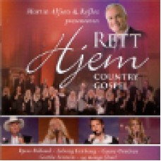 Various : Rett hjem - country & gospel