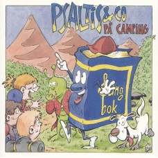 : Psaltis på camping
