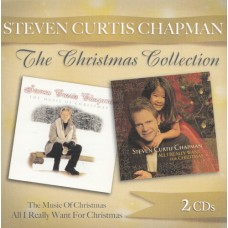 Chapman, Steven Curtis : All I really want for christmas + Music of christmas