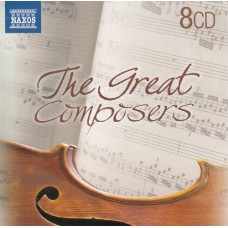 The great composers (8 CD-BOX)