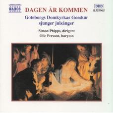Göteborgs Domkyrkas gosskör: Dagen är kommen