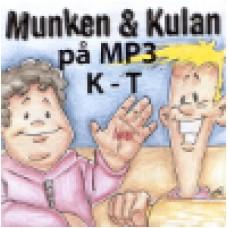 Munken & Kulan : K - T - Mp3