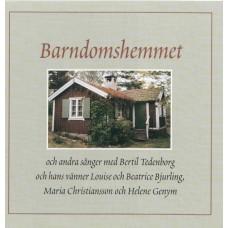 Tedenborg, Bertil: Barndomshemmet (CD)