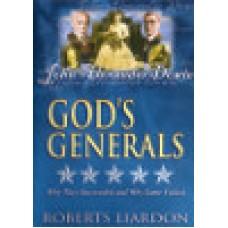 Liardon, Roberts : John Alexander Dowie (God's generals)