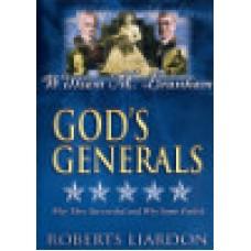 Liardon, Roberts : William Branham (God's generals)