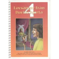 : Lovsånger från Davids hjärta 4