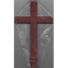 Träkors - 20 cm